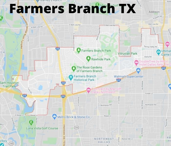 Dallas Houses for Cash - Sell my house in Farmers Branch TX