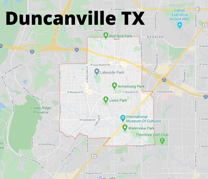 Dallas Houses for Cash - Sell my house in Duncanville TX